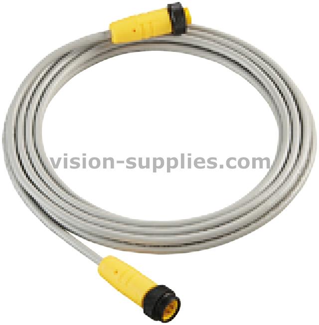 sick devicenet cable thick plug 7 8 socket 6030749. Black Bedroom Furniture Sets. Home Design Ideas