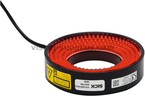Picture of Sick Ring Ligh, Red LED