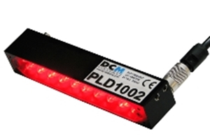 Picture of Direct bar light 100X16 mm. IR 880nm iBlueDrive
