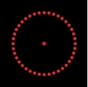 Picture of Global Lasers 1:40 Dot Circle 16° for Machine Vision Lasers