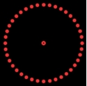 Picture of Global Lasers 1:40 Dot Circle 32° for Machine Vision Lasers