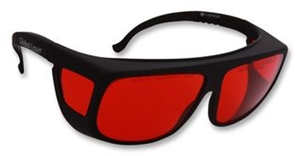 Picture of Global Lasers 395nm - 540nm Laser Safety Glasses (Visble Alignment Glasses)